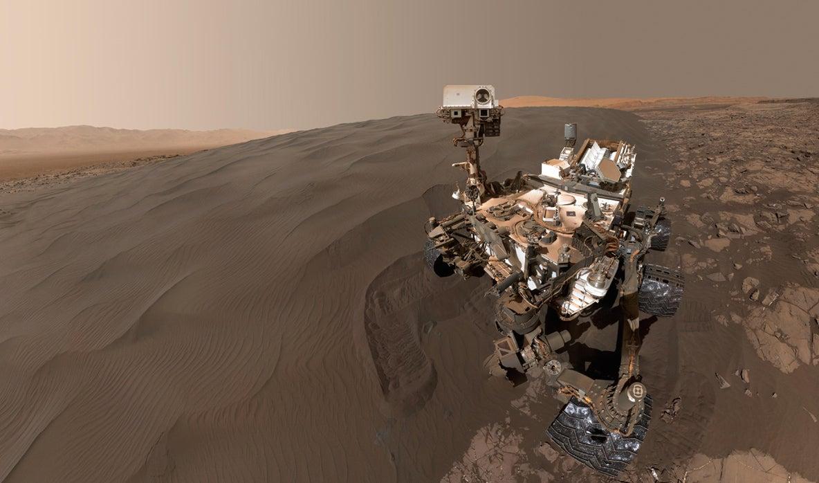 Curiosity's Next Mission Will Focus on Life on Mars