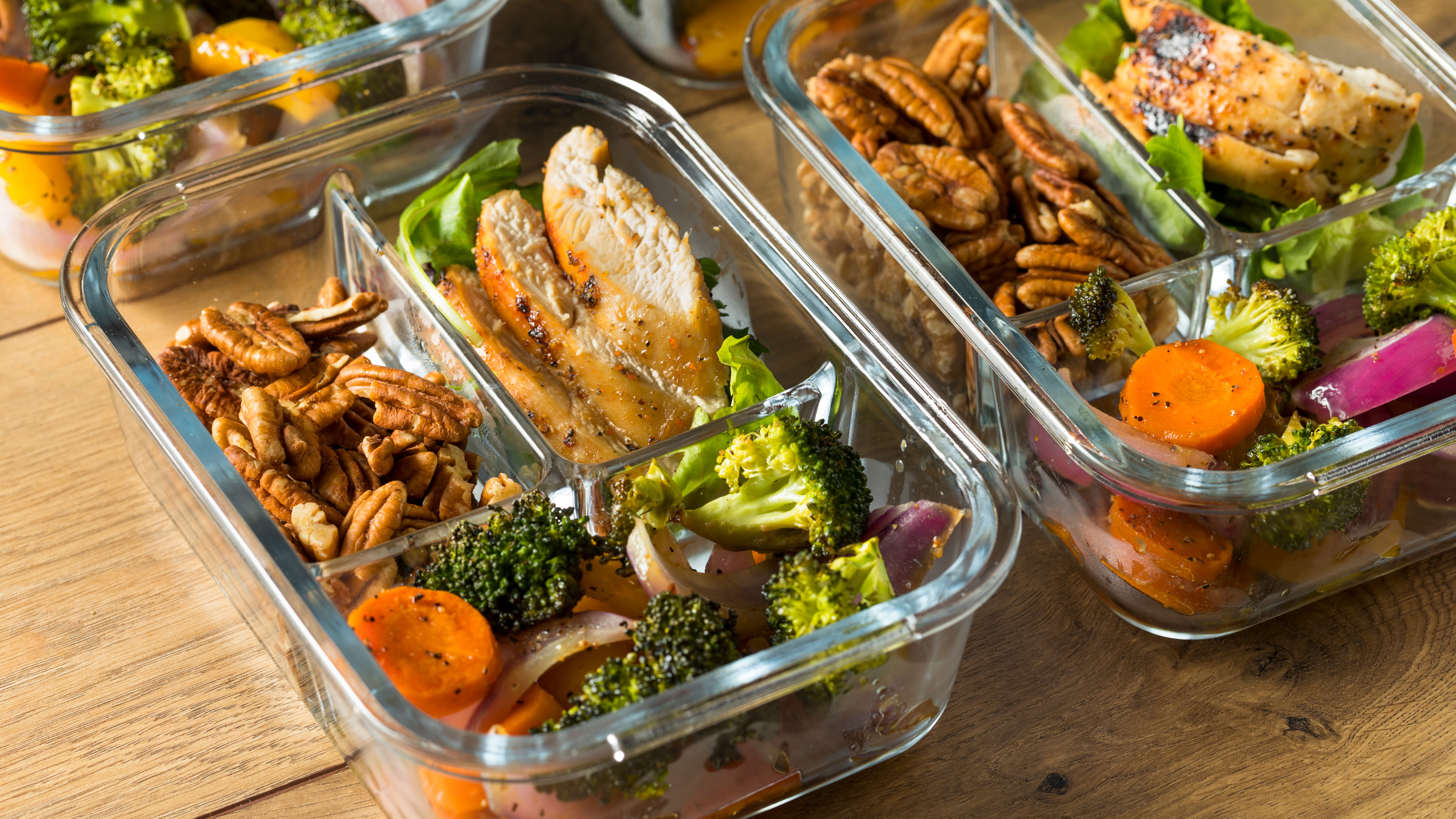 The Real Key To Meal Prep Is Freezing Everything