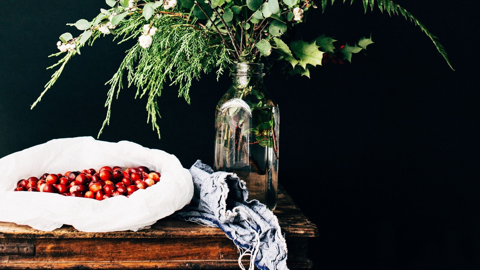 Pickled Cranberries Are Your New Favourite Condiment
