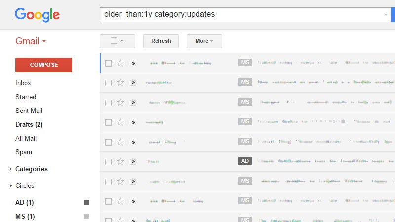 Safely Delete Old Gmail Messages in Bulk to Free Up Space