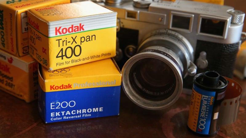 Oh My God, Kodak Is Going To Die, Isn't It?