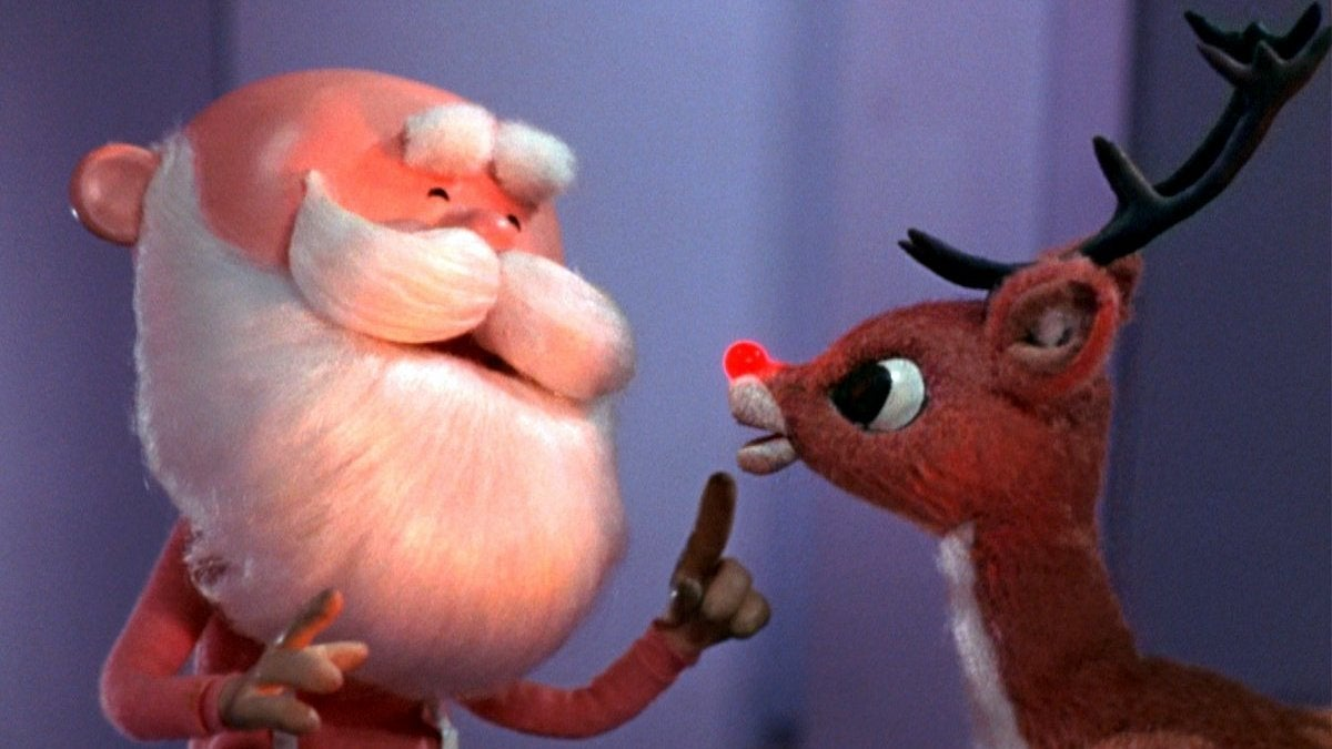 Anyone Have $10 Million I Can Borrow To Buy These Rankin/Bass Rudolph The Red-Nosed Reindeer Puppets?