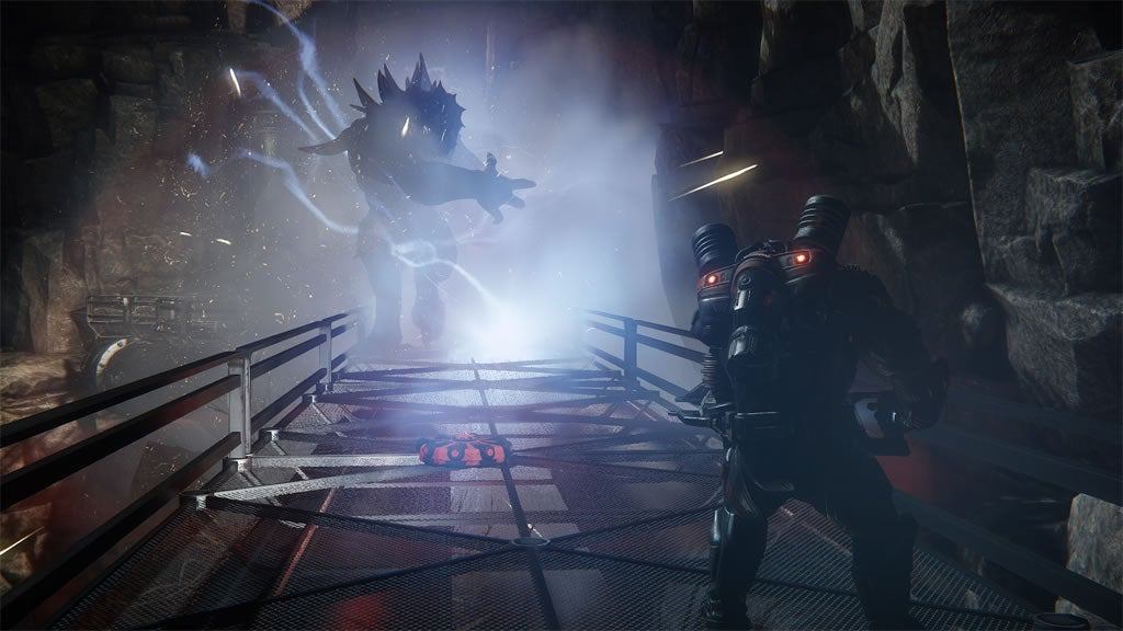 Evolve Impressions: 'Just One More Round'