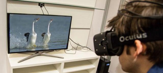 Attenborough's Next Amazing Nature Documentary Will Play on Oculus Rift