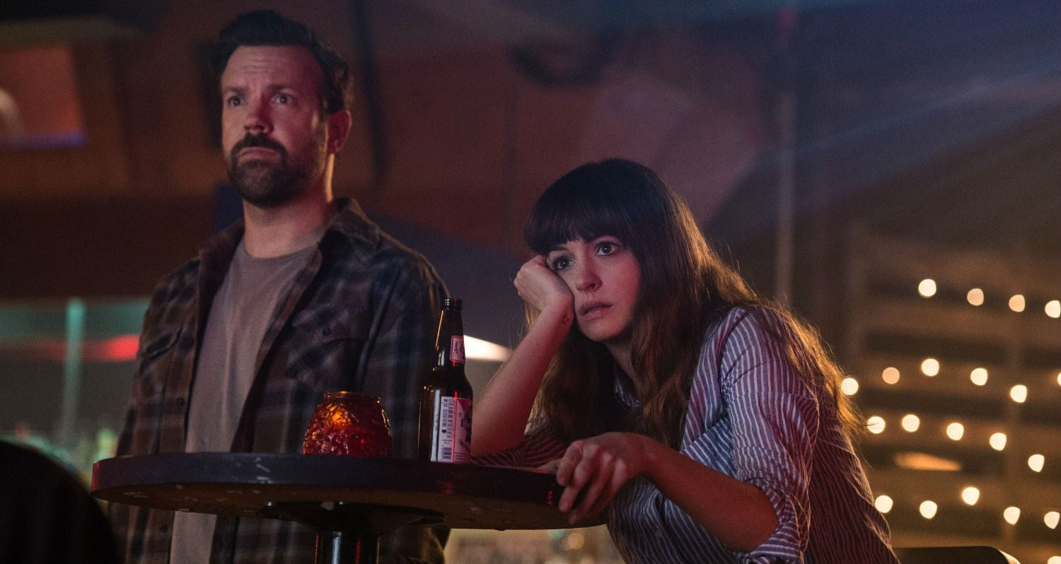 Anne Hathaway Plays A City-Crushing Kaiju In The First Trailer For Colossal