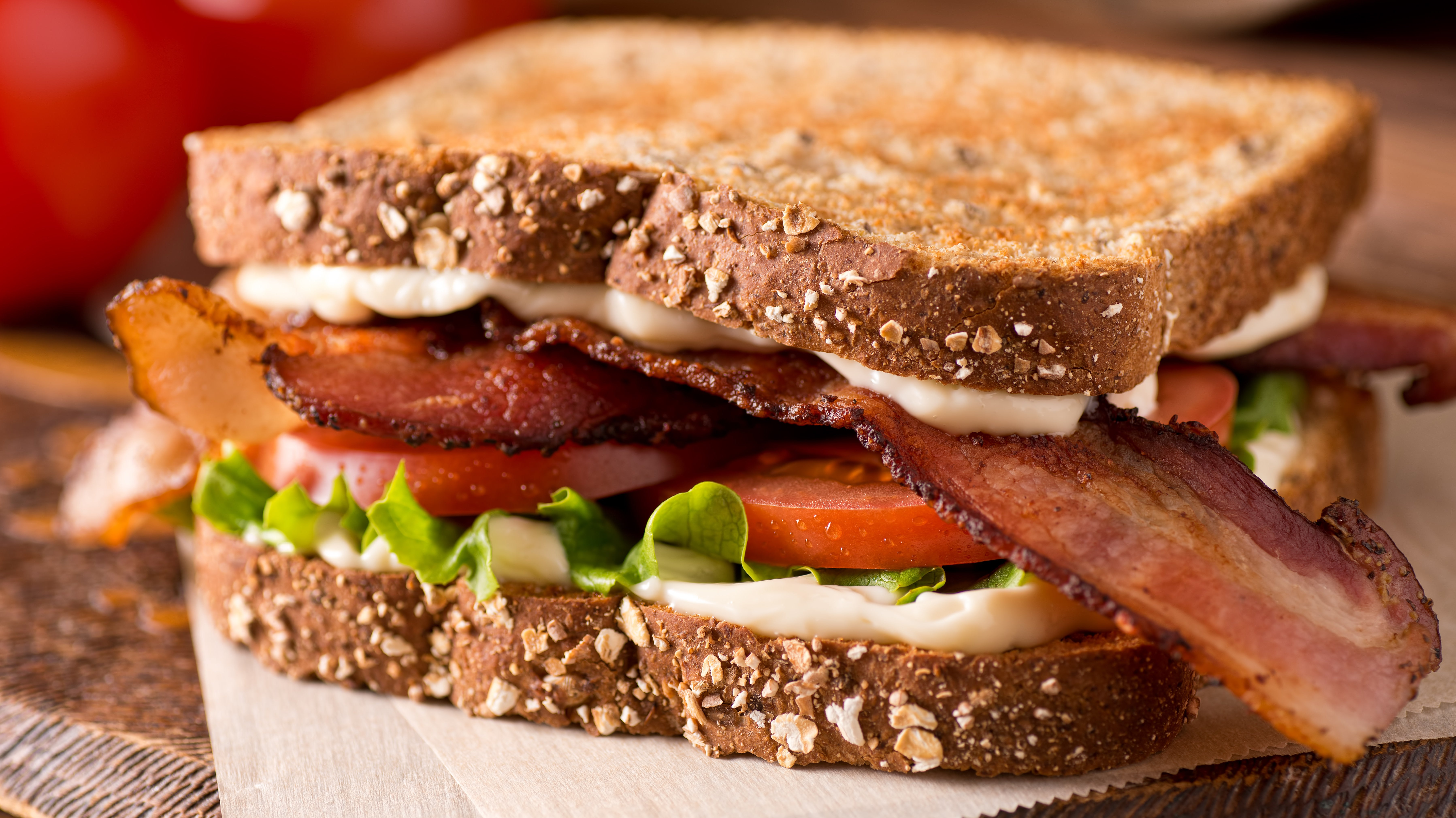 Marinate Your Tomatoes For Extra Flavourful BLTs