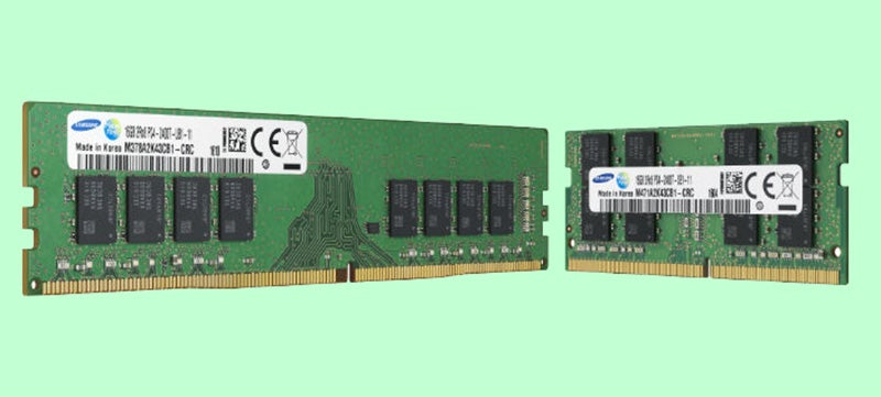 Samsung's First 10-Nanometre DRAM Is 30 Per cent Faster