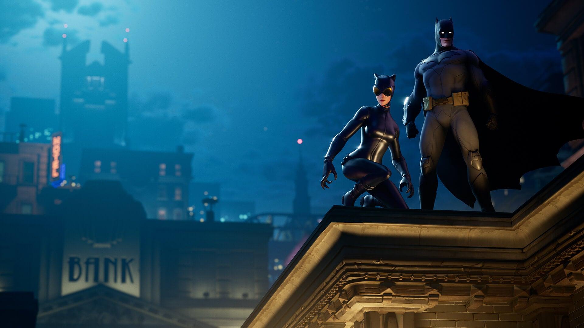 Fortnite's Batman Event Has Begun