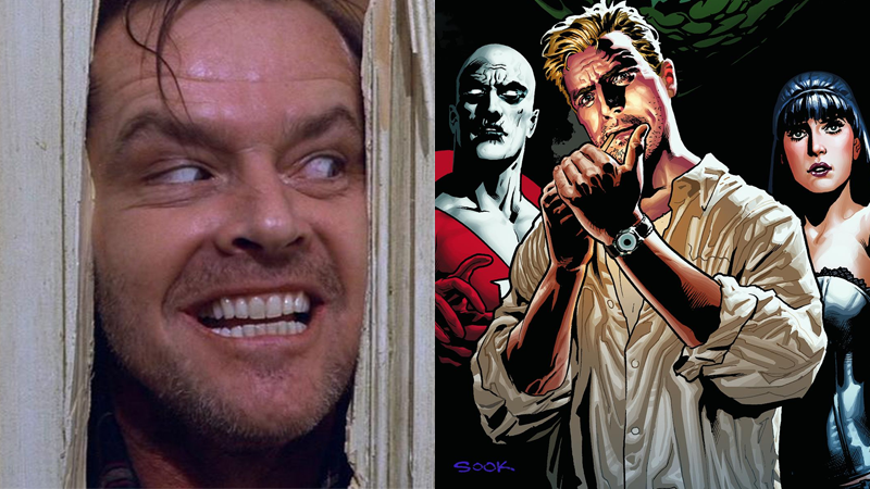 J.J. Abrams Is Making Justice League Dark And The Shining TV Shows