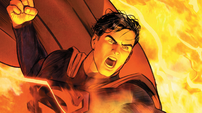 We Finally Know What's Up With Superman In DC Rebirth