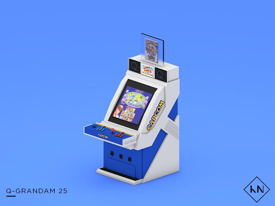 Japanese Arcade Cabinets Are Works Of Art