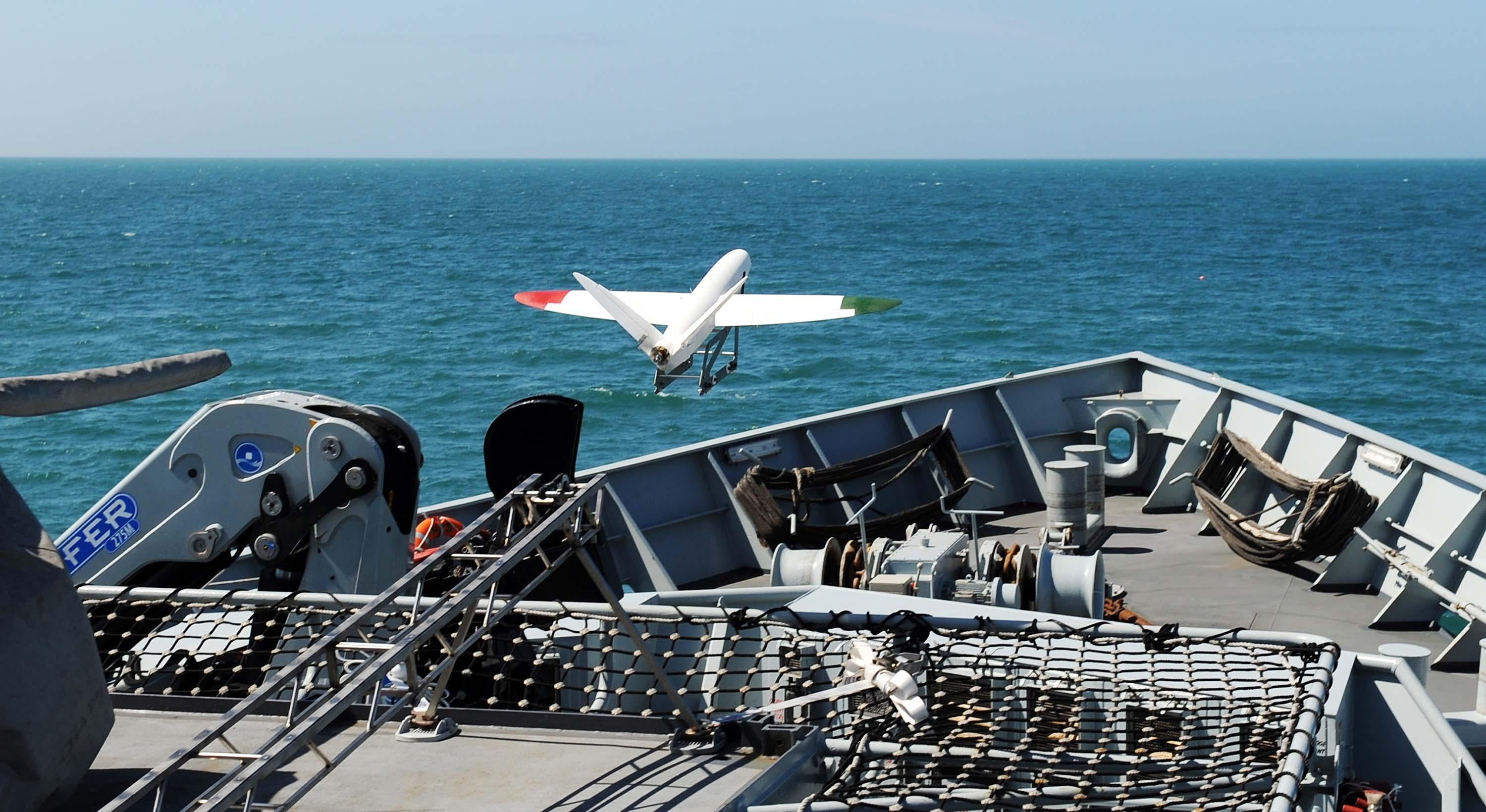 This Tiny 3D-Printed Drone Tracks Ice For The Royal Navy