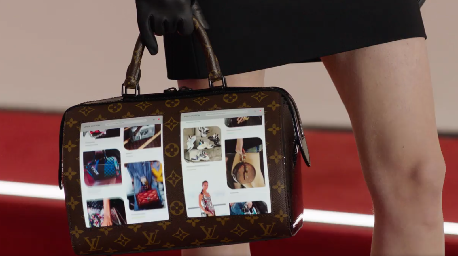 Louis Vuitton Finally Made A Bag That's More Embarrassing Than A Rolling Backpack