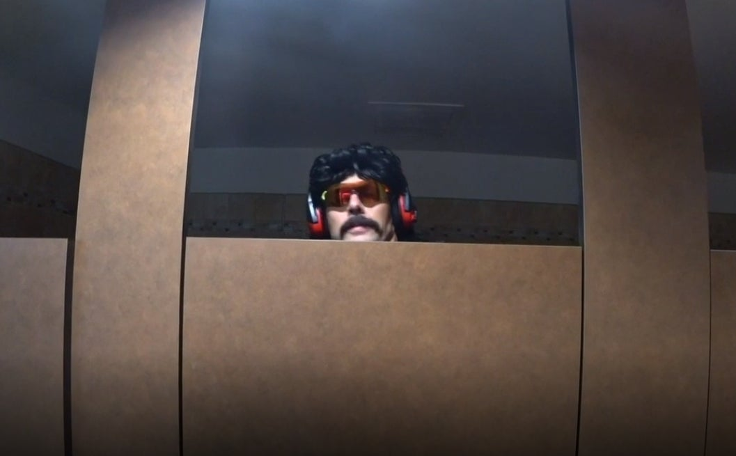 Popular Streamers React To Dr Disrespect's Twitch Ban