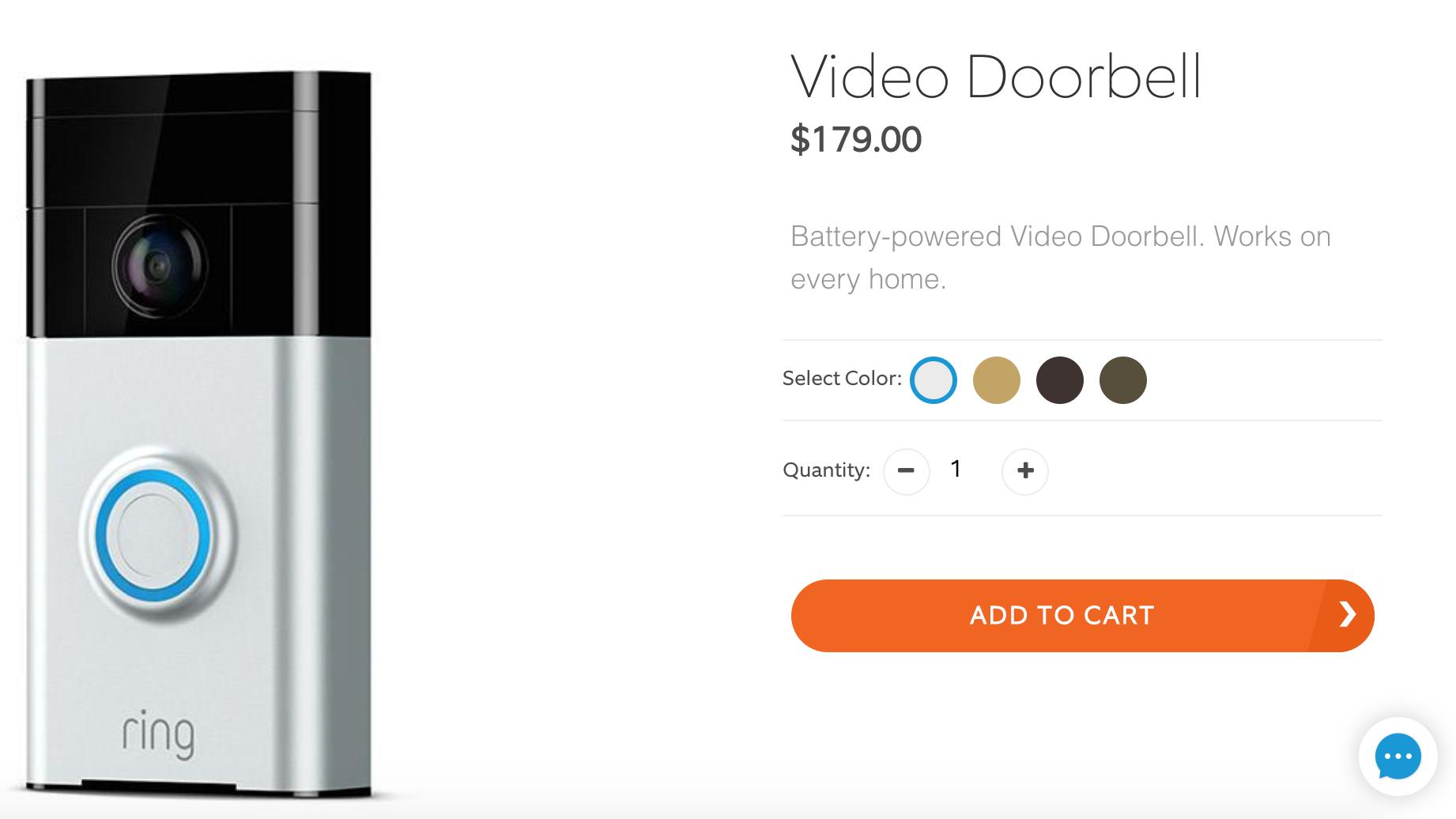 Amazon To Blow Over $1 Billion On Doorbells: Report