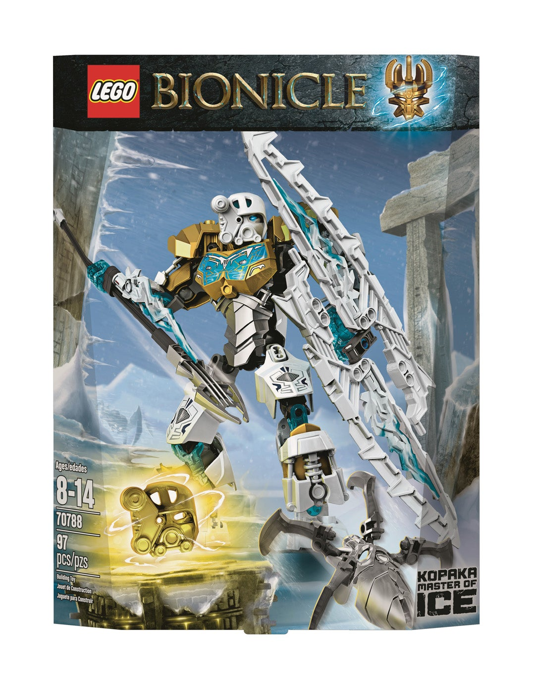 LEGO Bionicle Triumphantly Returns In January