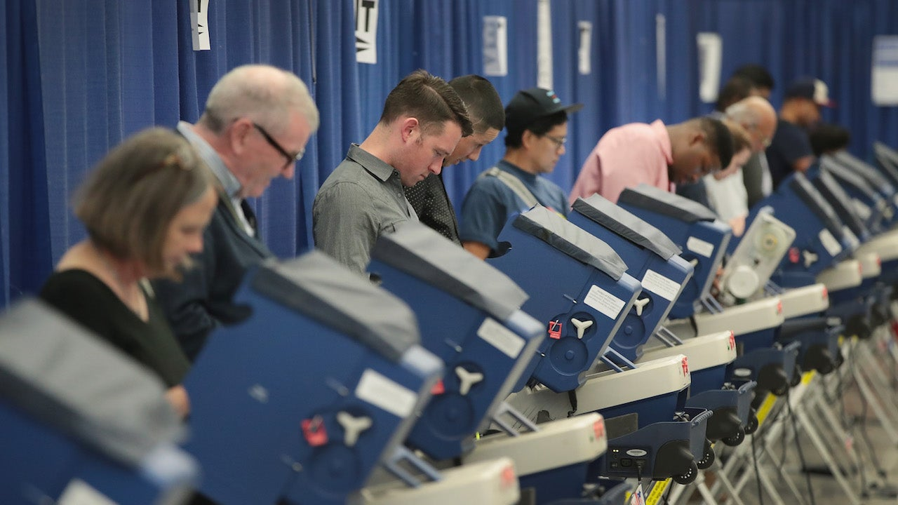 Data of nearly two million U.S. voters leaks