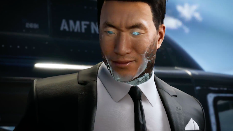 What You Should Know About Mr Negative, The Villain Of Spider-Man's Amazing New Video Game