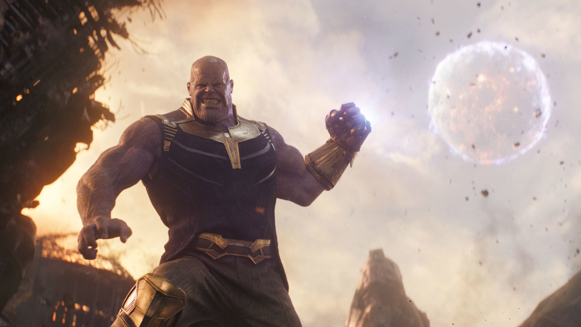 Here's Why The Avengers Are Thanos' Supporting Characters In Infinity War