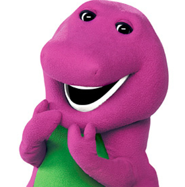 Scientifically Accurate Barney Hates Children
