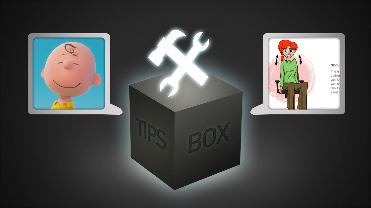 From The Tips Box: Batch Forwarding, Large YouTube Videos, Big Tasks