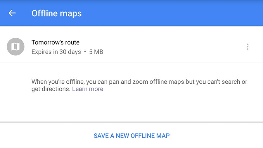 How to Save Maps to Your Phone So You Won't Get Lost, Even Without Data