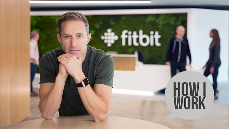 I'm Jonah Becker, Fitbit VP Of Design, And This Is How I Work