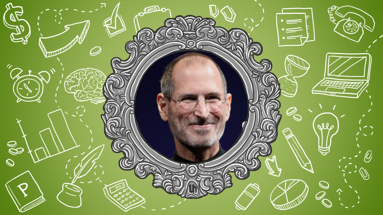 Steve Jobs's Best Productivity Tricks