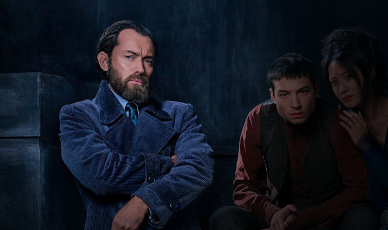 Fantastic BeastsProducer Says Jude Law Was Cast As Dumbledore Because Of That 'Twinkle In His Eye'