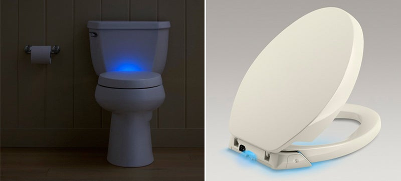 Deodorizing Toilet Seats Are the New Air Fresheners
