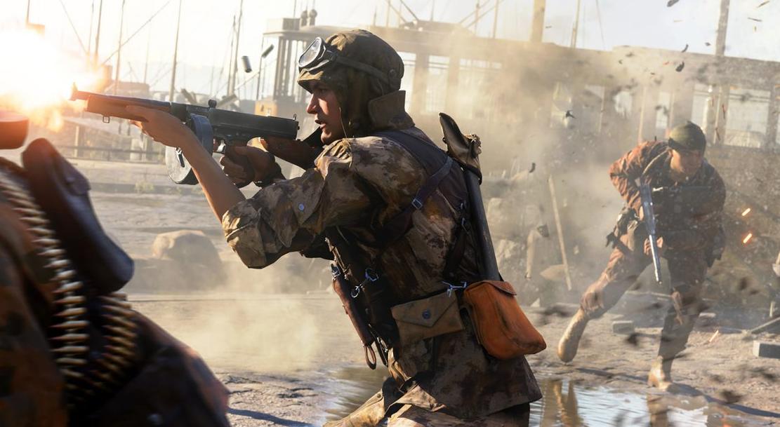 Players Are Split On Battlefield V's Weaker Guns