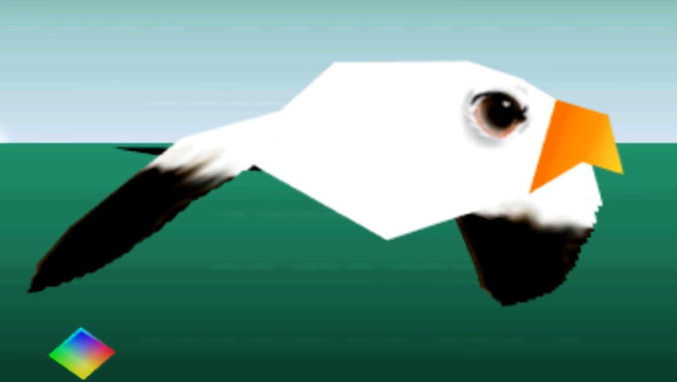 Video Games Are Full Of Weird Birds