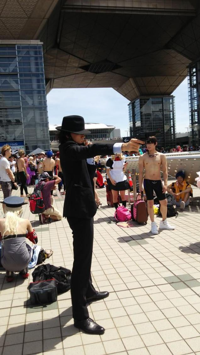 Japanese Cosplay Heats Up the Summer