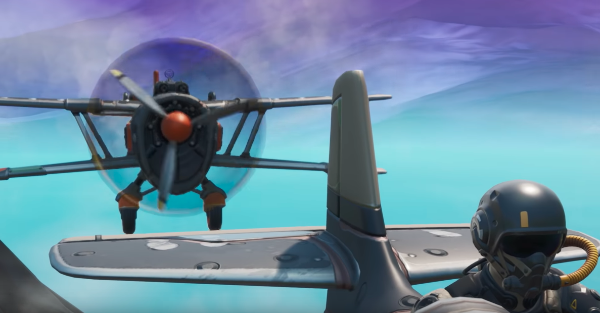 Fortnite's New Air Royale Mode Is Chaotic Fun