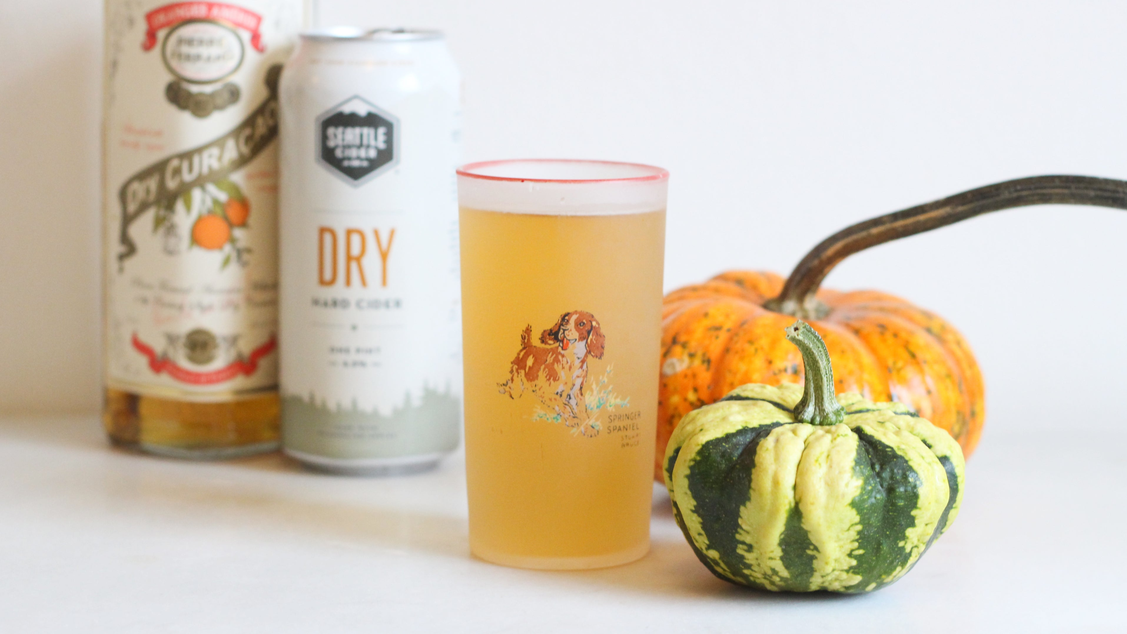 Warm Yourself With This Cider Cocktail