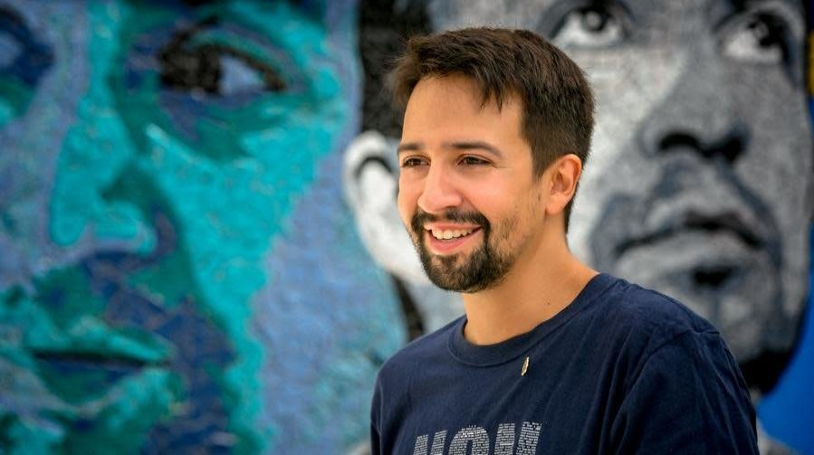 Visit Puerto Rico From Your Couch With Lin-Manuel Miranda