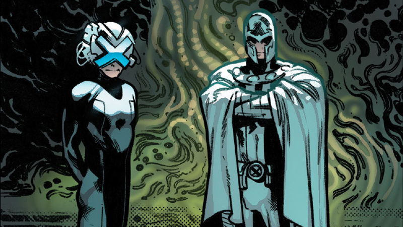 House Of X Is Diving Into The Heady Idea Of What It Means To Die