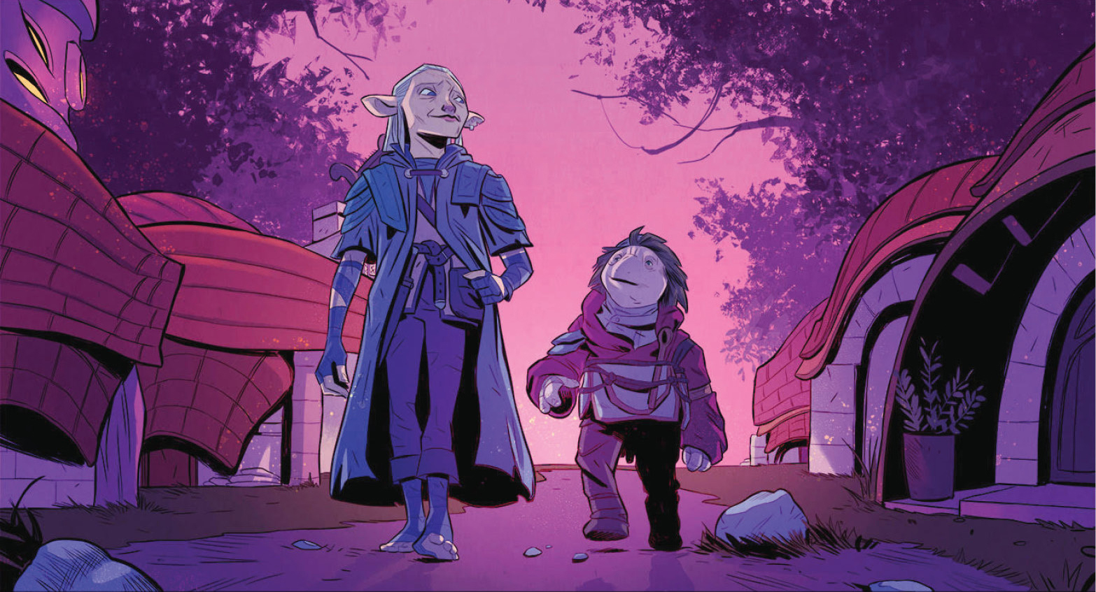 In The Dark Crystal: Age Of Resistance Comic, Hup Will Get The Adventure He Deserves