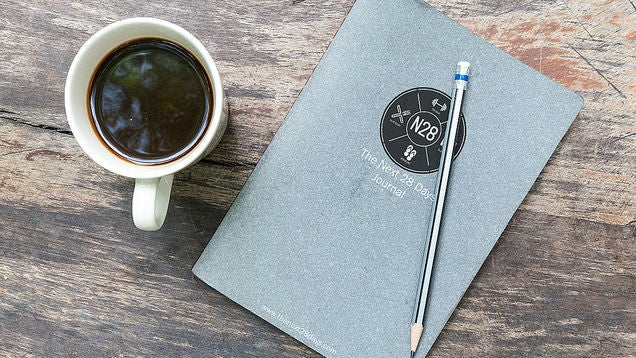 Keep a Fitness Journal to Prevent Excuses