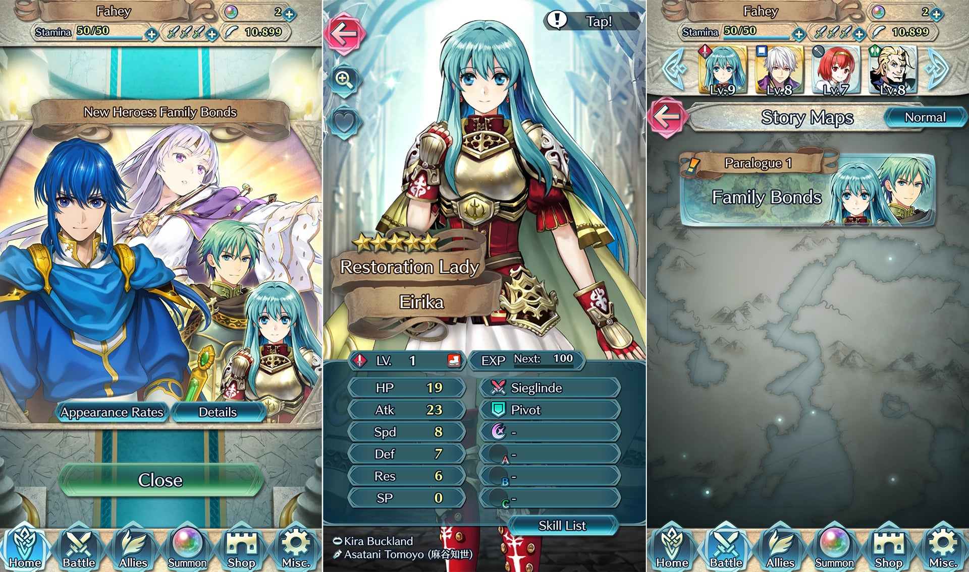 First Big Fire Emblem Heroes Update Brings New Characters And Quests