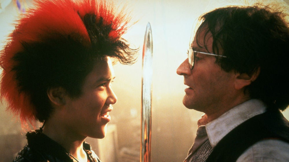 Dante Basco Discusses Becoming Rufio ForHook And The Character's Legacy