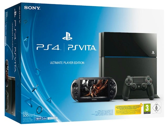 Amazon France Is Selling A PS4/Vita Bundle