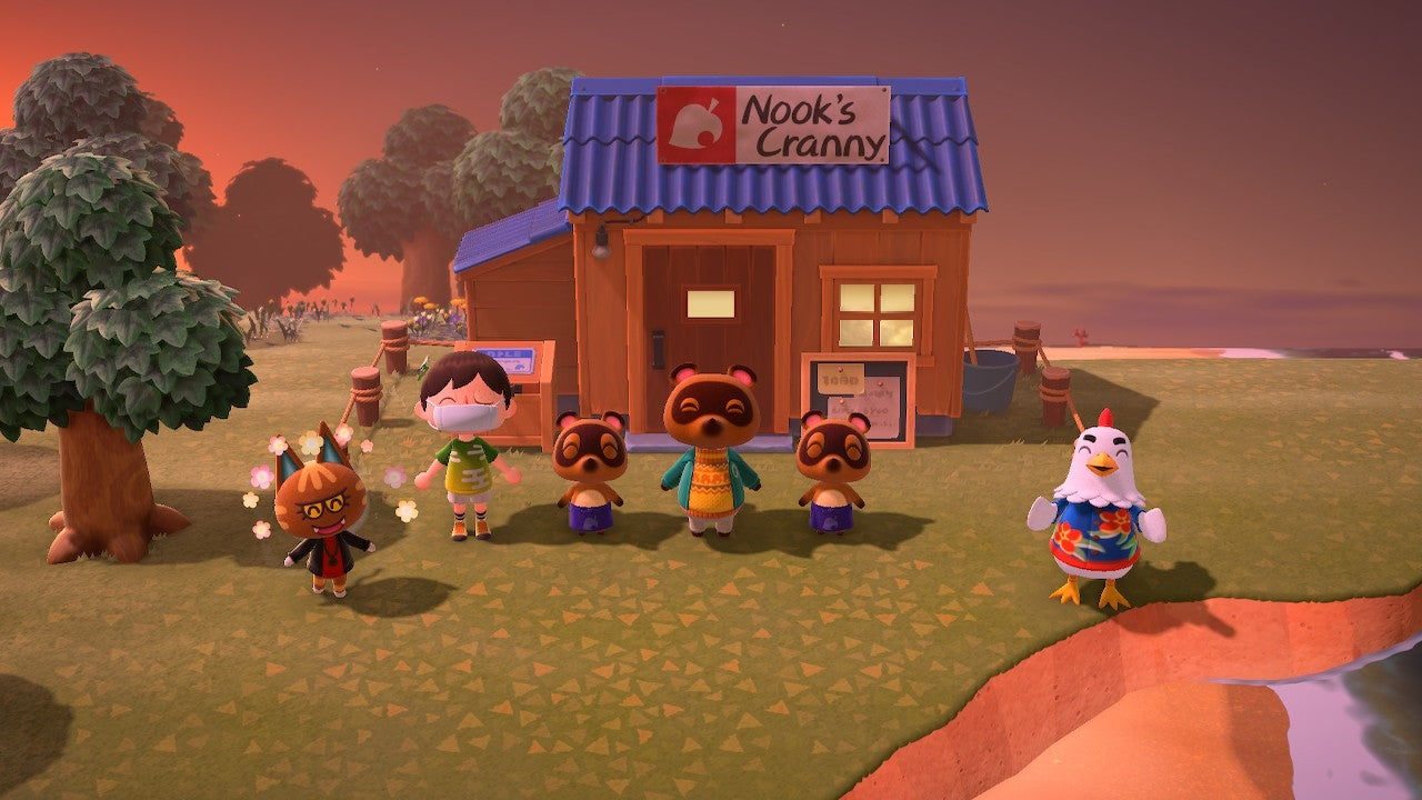 GameStop Cancels Midnight Release Events For Animal Crossing And Doom