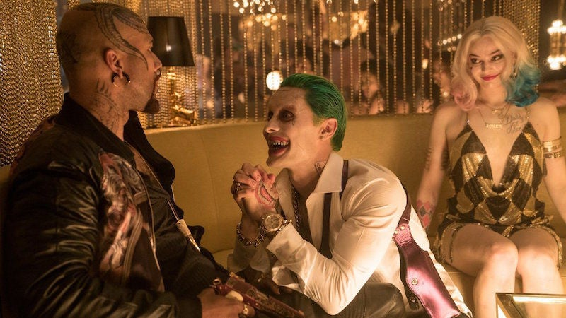 Here's The Evidence Of The Joker Scenes Still Missing From Suicide Squad