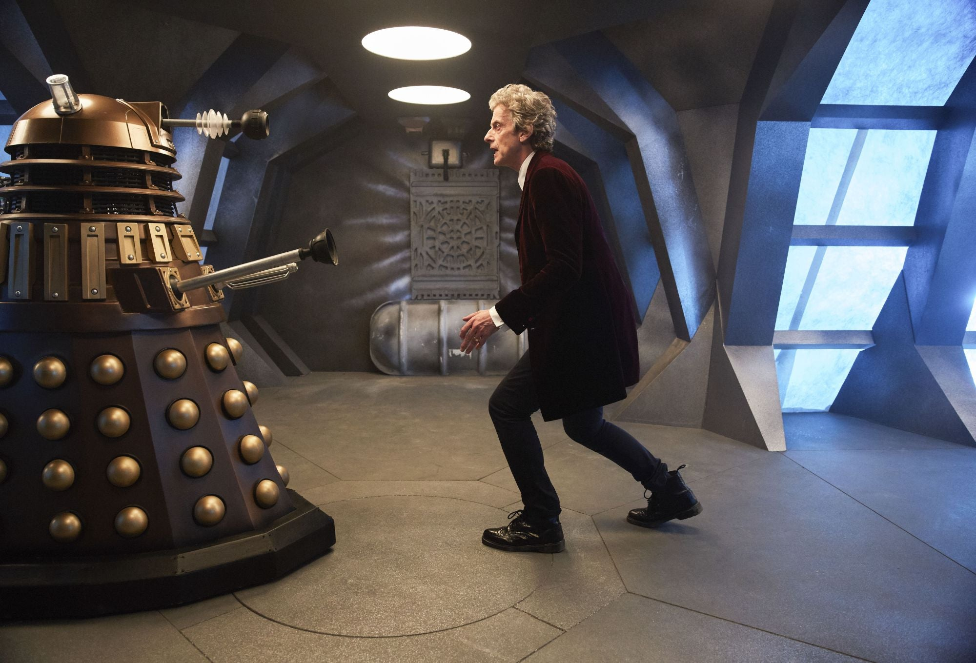 Peter Capaldi: New 'Doctor Who' season 'a return to the early days'