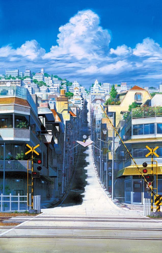 Making Anime Idyllic and Beautiful