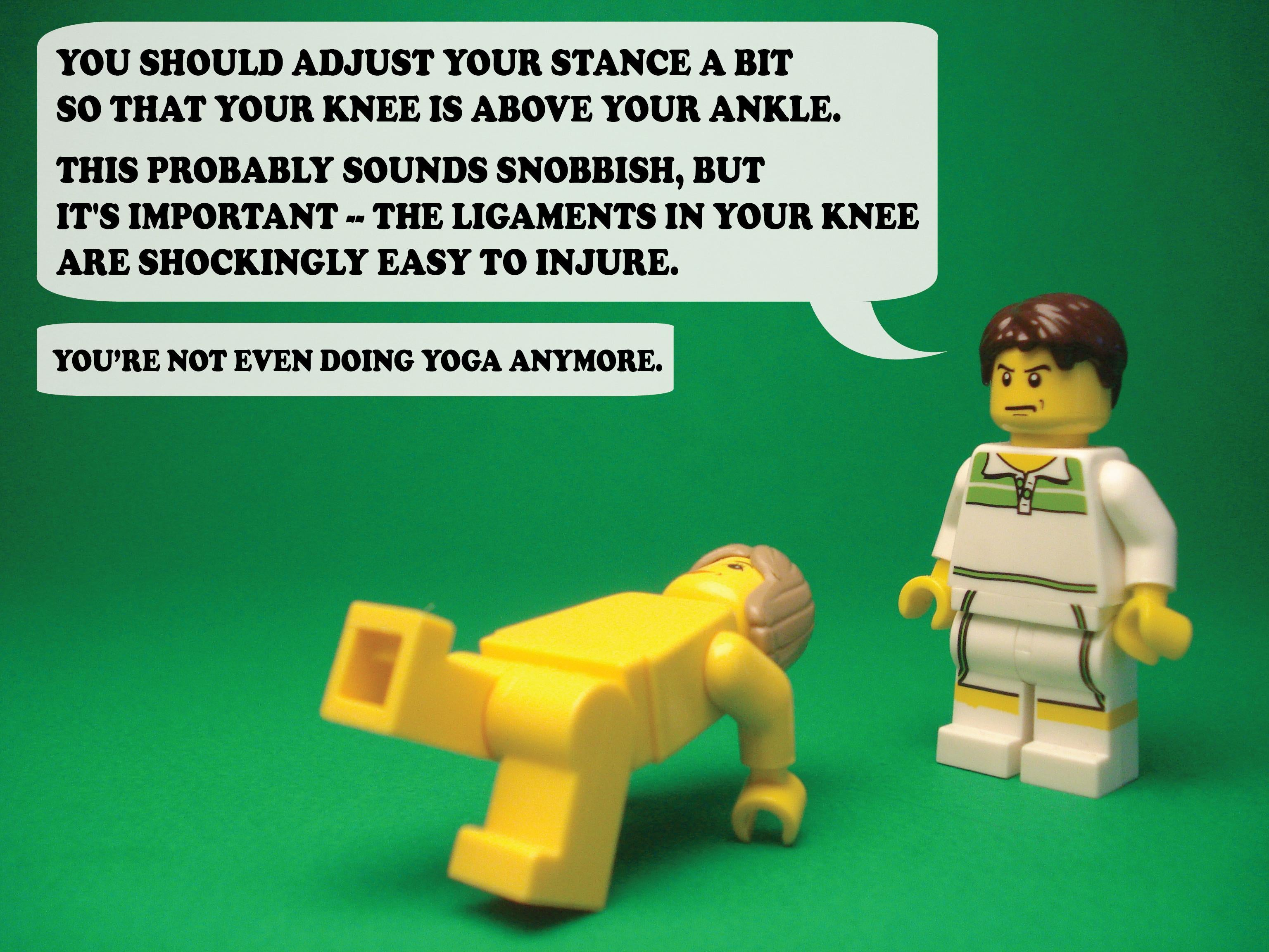 Internet Porn Comments, As Depicted By Lego