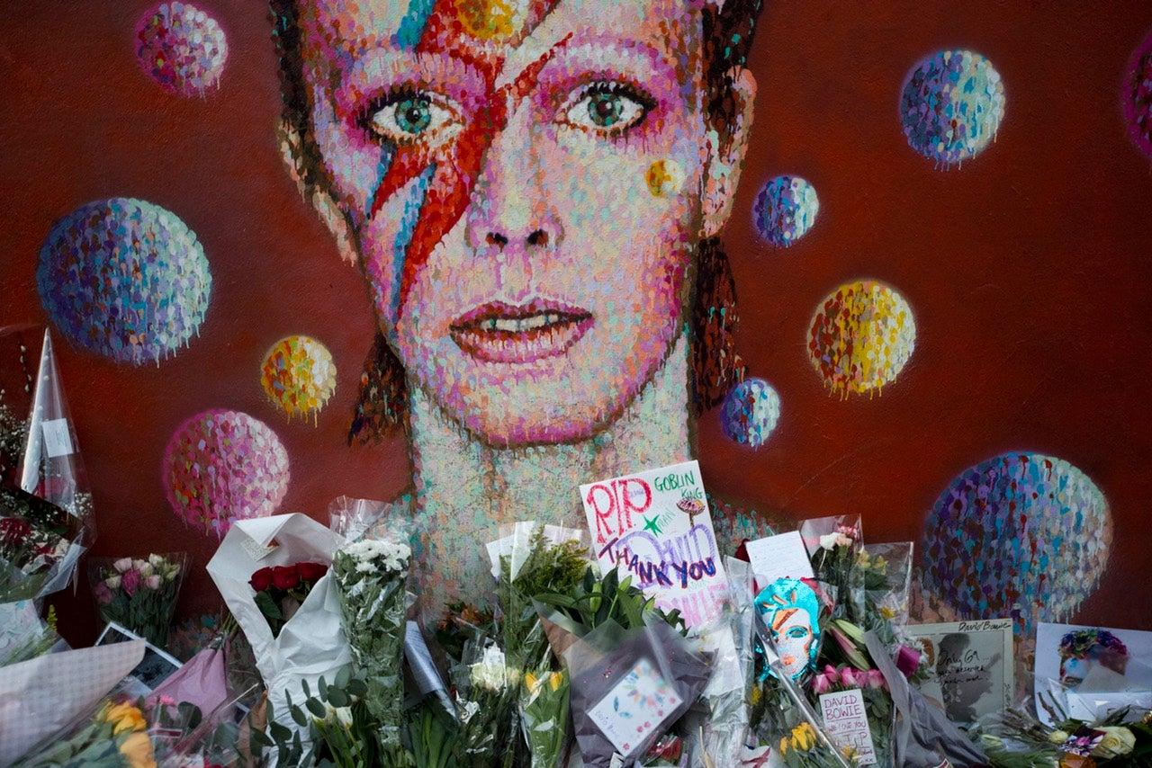 The FBI Claims Not to Have a File on David Bowie