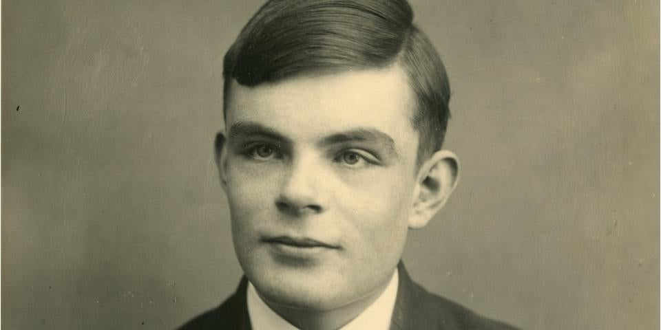 Alan Turing's Hidden Manuscripts Are Up For Auction