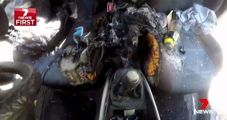 Australian Man Claims Flaming iPhone 7 Killed His Car, Pants